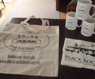 Black Rock House merchandise