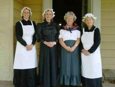 Black Rock House volunteers